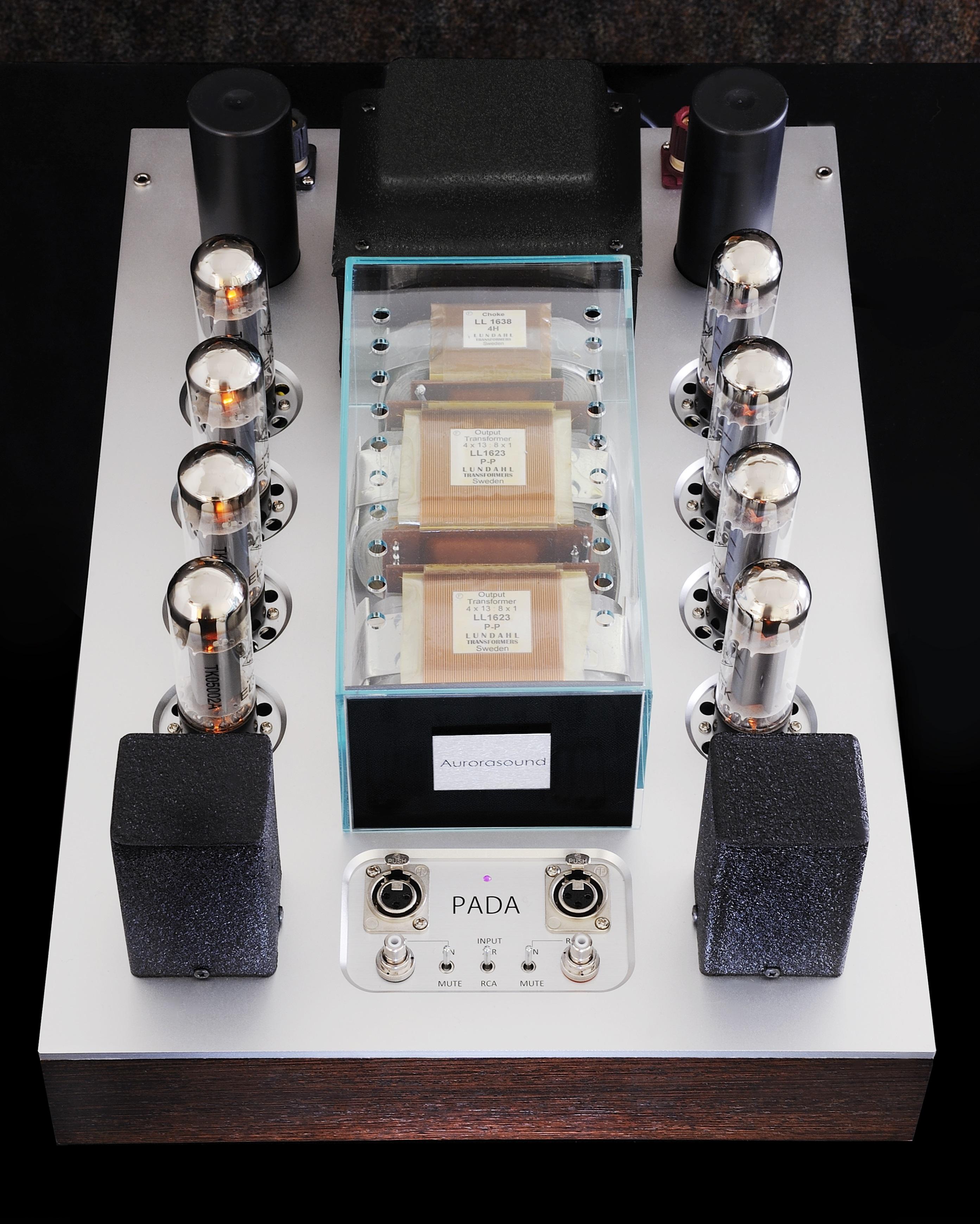 PADA-English - オーディオ・音響・PCオーディオ・アナログの