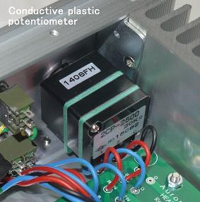 conductive plastic potentiometer